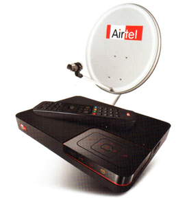 Airtel Digital TV Ala Carte Packs