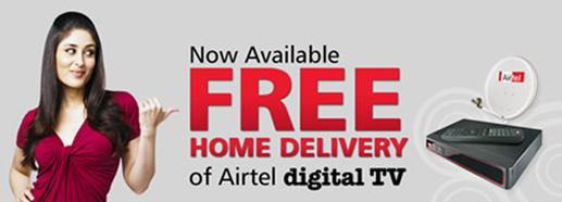 Airtel Digital TV Dealers in India