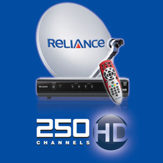Reliance Digital TV Add Ons Packs