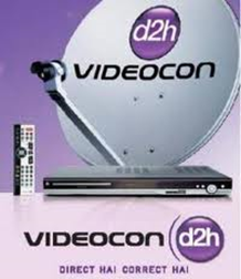 Videocon D2H Entry Offer