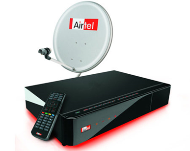 Airtel Digital TV South Packages