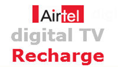 How to Recharge Airtel Digital TV