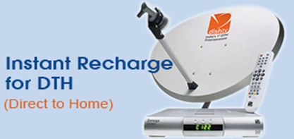How to Recharge DTH