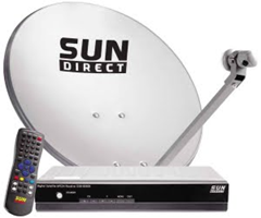 Sun Direct Dth Value Pack (ROI)