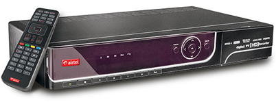 Airtel digital TV [HD] Recorder