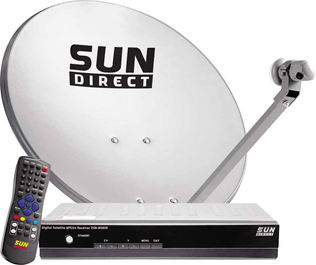 How to Subscribe for Sun Direct